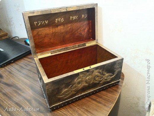 Хлам-декор, первая и единственная пока попытка. Маленькая коробочка. фото 31