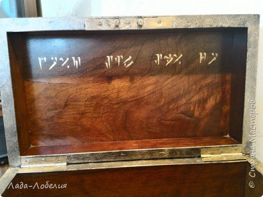 Хлам-декор, первая и единственная пока попытка. Маленькая коробочка. фото 32