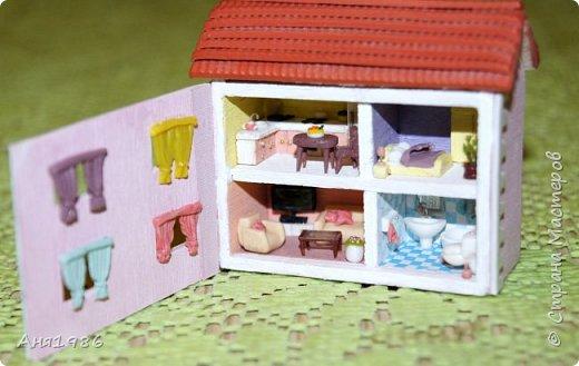 Кукольный домик. Миниатюра. Часть 2 / Dollhouse. Miniature. Part 2