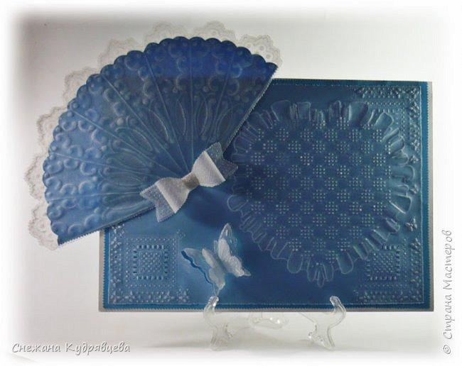 Добрый день жители и посетители Страны Мастеров ! Предлагаю вам посмотреть мои работы выполненные  в технике парчмент крафт. Это открытки -веера .