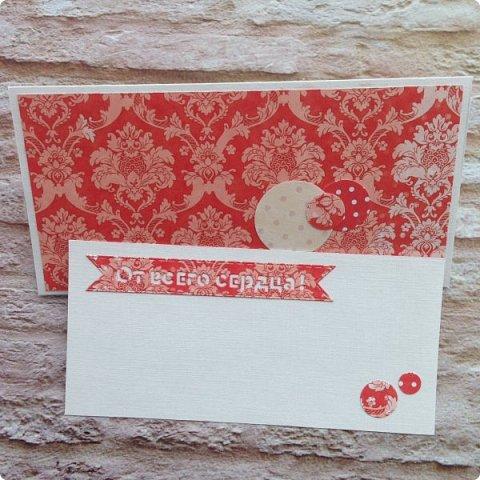 Это конверты последних дней:) Все как обычно:) фото 7