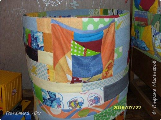 Идея коврика-мешка для игрушек честно стырена мною из просторов интернета. Но показалась довольно интересной=)  фото 7