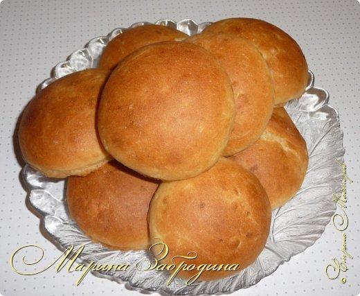 Здравствуйте! Сегодня напишу рецепт хлебных булочек с чесноком. Получаются очень ароматные, мягкие, аппетитные и очень-очень вкусные. фото 10