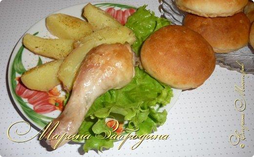 Здравствуйте! Сегодня напишу рецепт хлебных булочек с чесноком. Получаются очень ароматные, мягкие, аппетитные и очень-очень вкусные. фото 15
