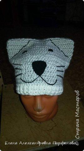 Мои зверо-шапки фото 1
