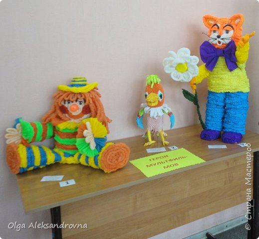 Кот Леопольд и клоун