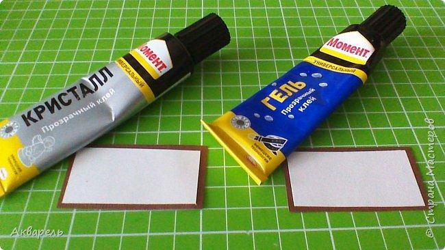 Клеи которыми я пользуюсь, в основном клеями UHU.  фото 4