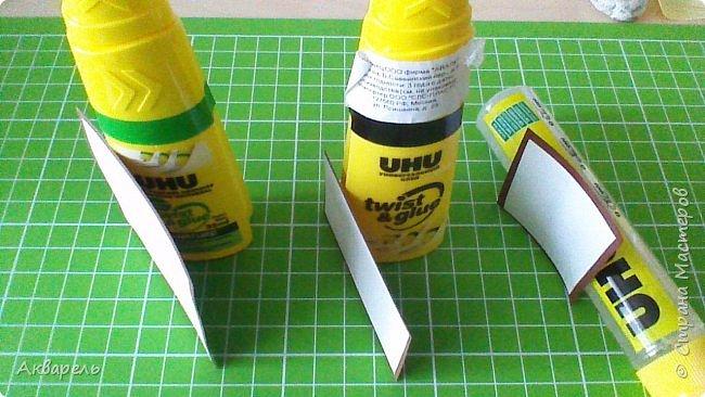 Клеи которыми я пользуюсь, в основном клеями UHU.  фото 8