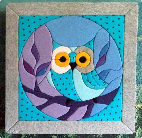Парочка совушек для маленьких совенка и совуньи. фото 1