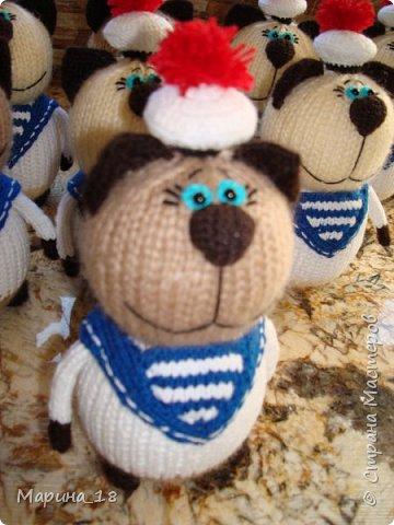"""Моя самая свежая авторская игрушка Волк из мульта """"Жил-был Пёс"""".  Сидя 40 см. фото 7"""