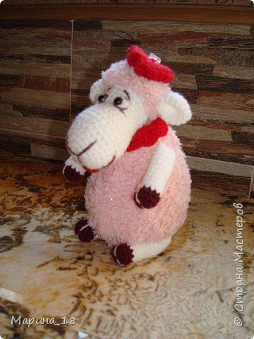"""Моя самая свежая авторская игрушка Волк из мульта """"Жил-был Пёс"""".  Сидя 40 см. фото 9"""