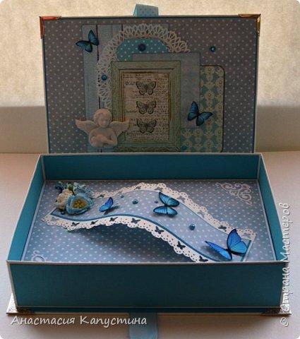 Коробочка для денежного подарка фото 4