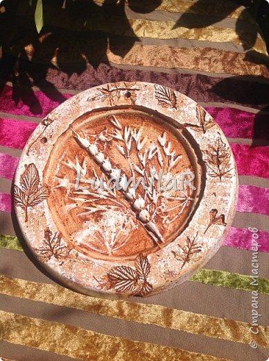 """Привет! У """"Тани5"""" подсмотрела гипсовые отливки травок и захотелось:))) фото 1"""