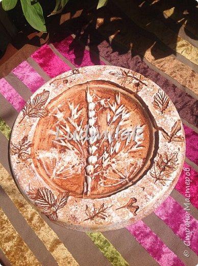 """Привет! У """"Тани5"""" подсмотрела гипсовые отливки травок и захотелось:))) фото 3"""