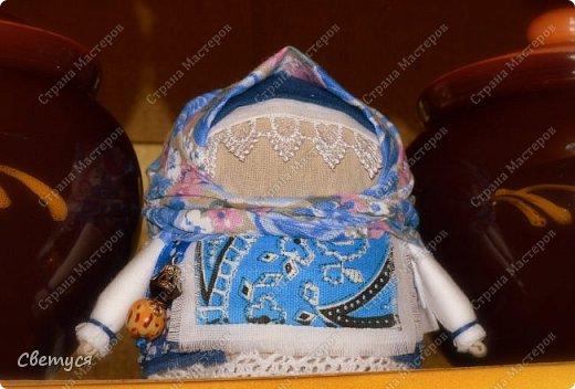 Зернушка-крупеничка (или Зерновушка) - традиционный славянский оберег на богатство, сытость и достаток. фото 4
