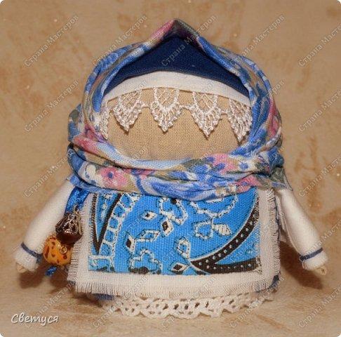 Зернушка-крупеничка (или Зерновушка) - традиционный славянский оберег на богатство, сытость и достаток. фото 1