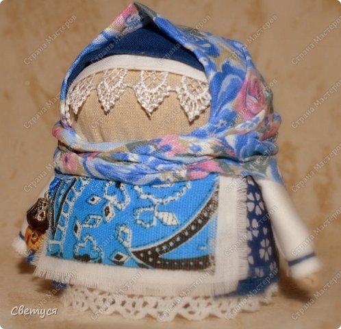 Зернушка-крупеничка (или Зерновушка) - традиционный славянский оберег на богатство, сытость и достаток. фото 3