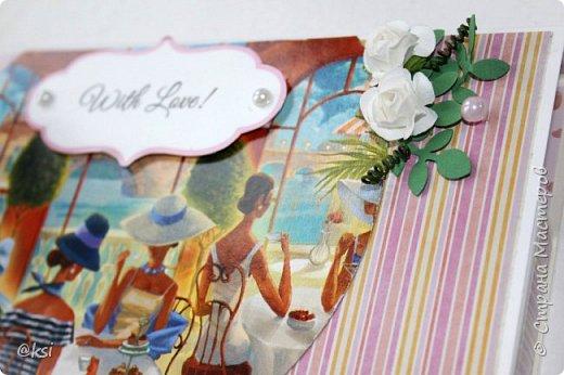"""Приветствую всех жителей Страны Мастеров! Я снова с шоколадницами, серию которых назвала """"Изящные леди"""", поскольку картинки именно с такими утонченными дамами в шляпках. Очень уж мне понравились эти картинки и я решила их использовать в шоколадницах. Заодно и своим подругам при встрече вручу. Итак, давайте смотреть. фото 18"""