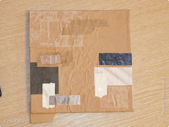 для работы нам понадобится: рамка для фото без стекла,различная цветная бумага или картон, специи (перец, приправа и т.д.), чай, макароны, кофе и я добавила розочку фото 4