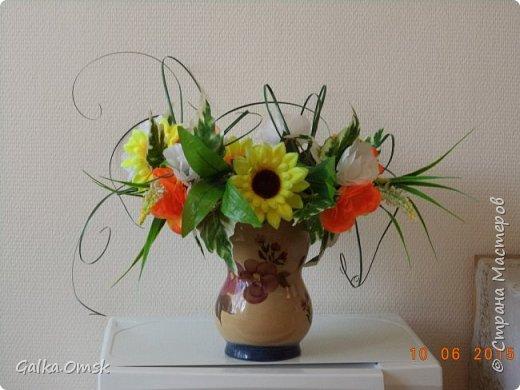 Веночки на голову из искуственных цветов фото 3