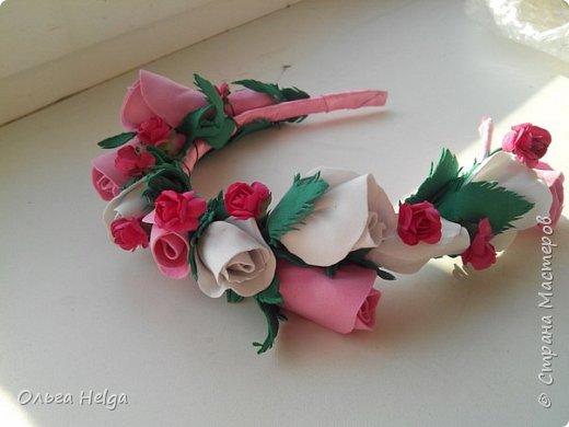 Доброго всем дня. Хочу показать сегодня комплект шкатулочку и расческу, заказали в подарок. Шкатулка мдф, сделан декупаж распечаткой, на боковинках и вокруг рисунка немного узора текстурной пастой. Картинка - прекрасные розы Catharina Klein. фото 12