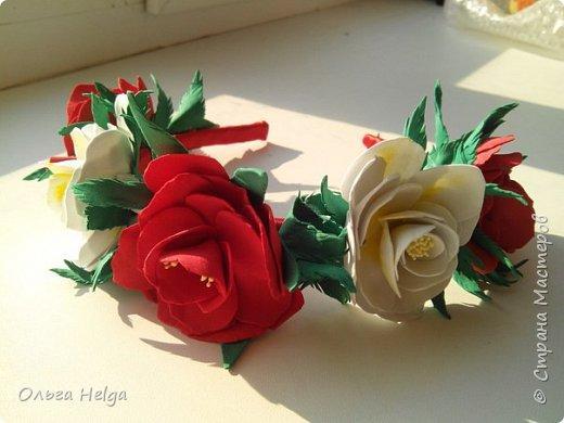 Доброго всем дня. Хочу показать сегодня комплект шкатулочку и расческу, заказали в подарок. Шкатулка мдф, сделан декупаж распечаткой, на боковинках и вокруг рисунка немного узора текстурной пастой. Картинка - прекрасные розы Catharina Klein. фото 13