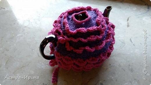 Шапочки для чайников. фото 3