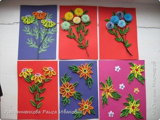 Хотелось показать наше участие в выставках школьных и  городских. Это все работы мои и моих детей. фото 12