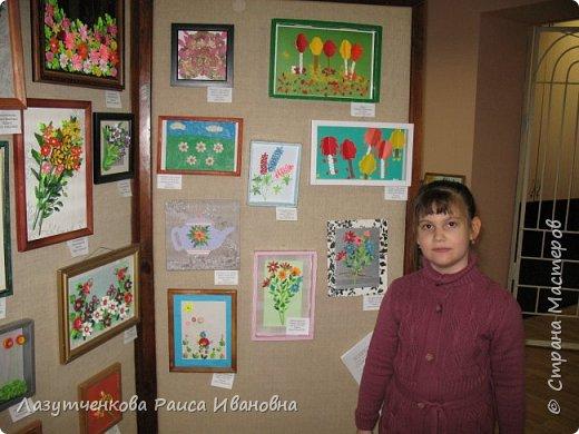 Хотелось показать наше участие в выставках школьных и  городских. Это все работы мои и моих детей. фото 22