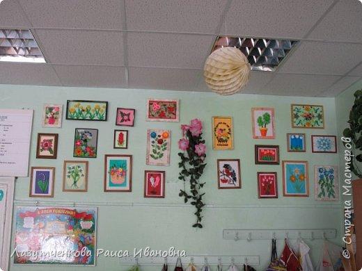 Хотелось показать наше участие в выставках школьных и  городских. Это все работы мои и моих детей. фото 15