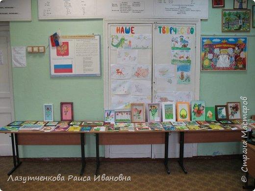 В конце года проводили мастер-класс для наших родителей. фото 17