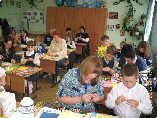 В конце года проводили мастер-класс для наших родителей. фото 7