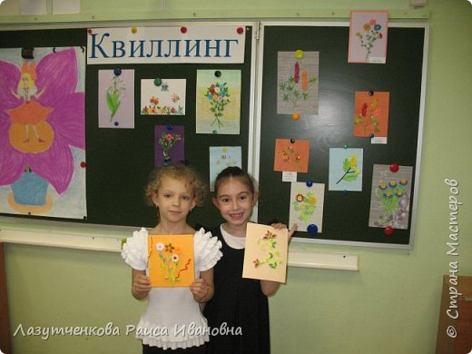 В конце года проводили мастер-класс для наших родителей. фото 11