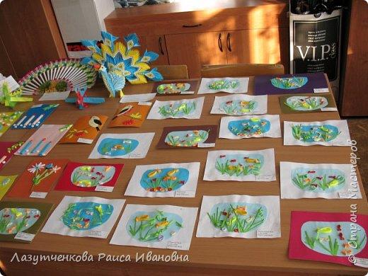 Хотелось показать наше участие в выставках школьных и  городских. Это все работы мои и моих детей. фото 4