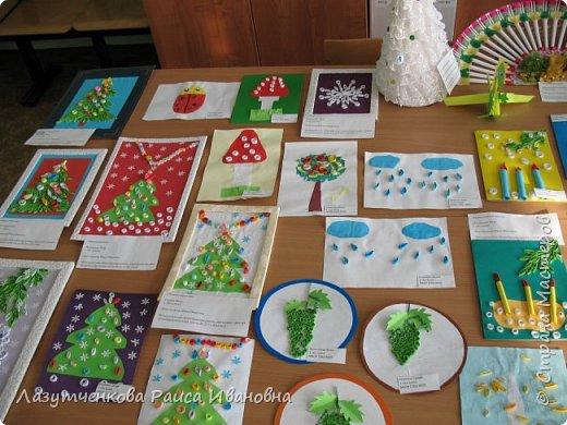 Хотелось показать наше участие в выставках школьных и  городских. Это все работы мои и моих детей. фото 5