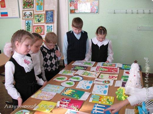 Хотелось показать наше участие в выставках школьных и  городских. Это все работы мои и моих детей. фото 7