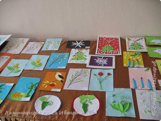 Хотелось показать наше участие в выставках школьных и  городских. Это все работы мои и моих детей. фото 21