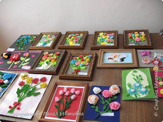 Хотелось показать наше участие в выставках школьных и  городских. Это все работы мои и моих детей. фото 20