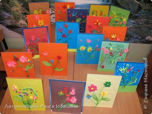 Хотелось показать наше участие в выставках школьных и  городских. Это все работы мои и моих детей. фото 14