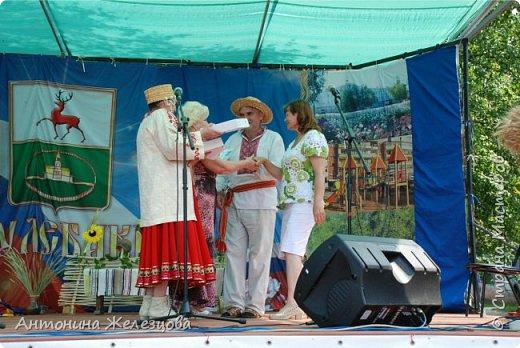 """Второй год проводится в районе фестиваль """"Золотая соломка"""".  фото 29"""