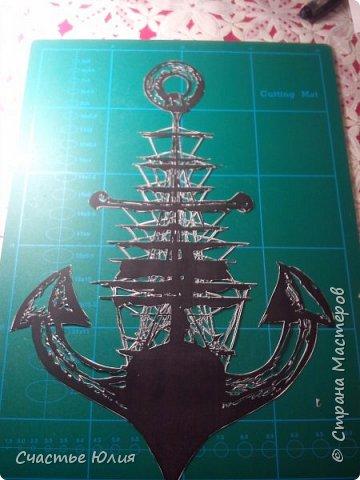 Корабль - якорь. фото 4