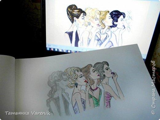 Рисую когда приходит вдохновение=) фото 9