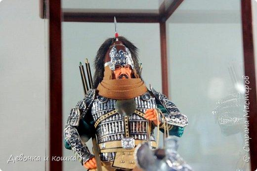 Всем привет! Сегодня путешествие по Волгограду продолжается. Мы были в Краеведческом музее. Там было классно!!! фото 13