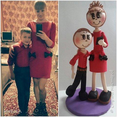 Куклы по фото фото 3