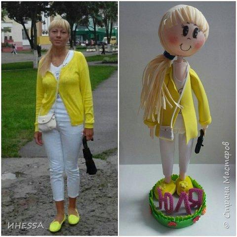 Куклы по фото фото 6