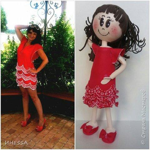 Куклы по фото фото 8
