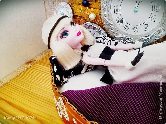 Всем большой привет! Сегодня, в этом блоге, я расскажу и покажу вам кроватку для Банни, которую мы, с моей лучшей подругой, сделали на днях. Надеюсь, что вам не будет скучно! Приятного просмотра! фото 17