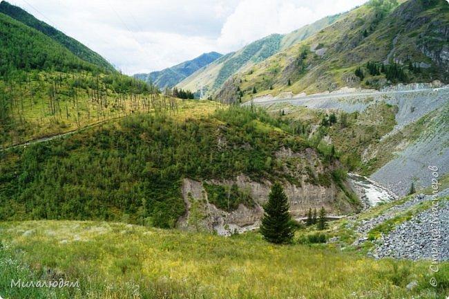 Всем здравствуйте! Приглашаю вас с собой в путешествие по Горному Алтаю. Зарядиться его мощной энергией и полюбоваться его красотами и величием. фото 38