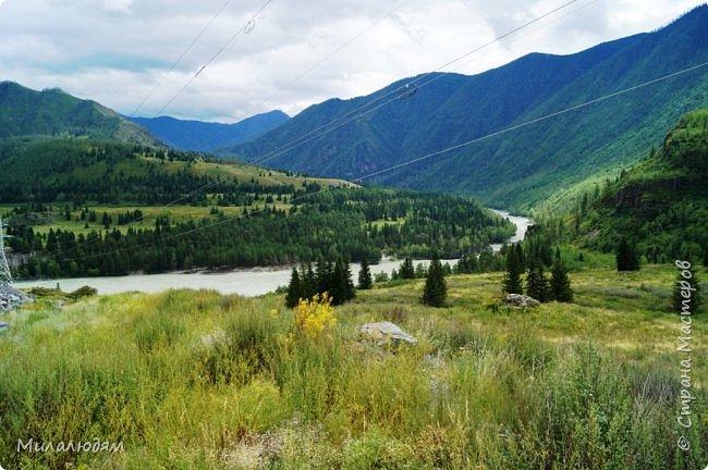 Всем здравствуйте! Приглашаю вас с собой в путешествие по Горному Алтаю. Зарядиться его мощной энергией и полюбоваться его красотами и величием. фото 40