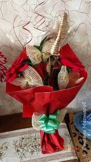 букет от рози  фото 2